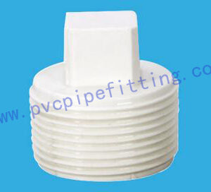 DIN PVC FITTING MALE PLUG