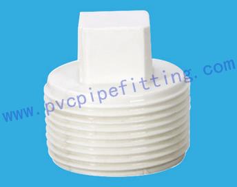 DIN PVC FITTING MALE PLUG