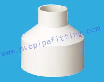 DIN PVC FITTING REDUCING COUPLING