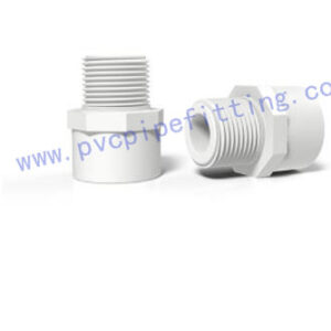 GB PVC FITTING MALE ADAPTER FOR WATER SUPPLY