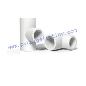 GB PVC FITTING REDUCING TEE FOR WATER SUPPLY
