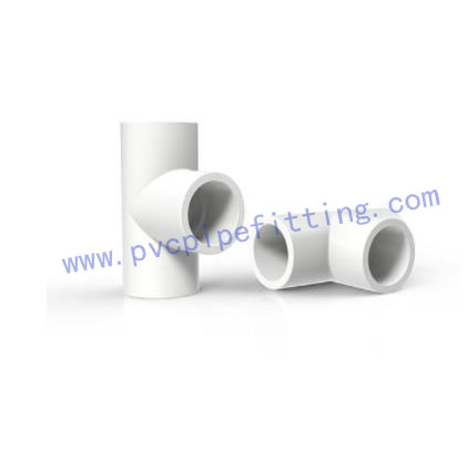 GB PVC FITTING TEE FOR WATER SUPPLY
