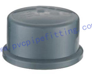NBR PVC FITTING END CAP