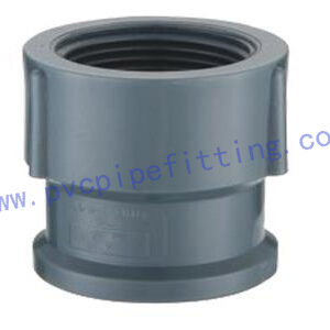NBR PVC FITTING FEMALE COUPLING