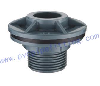 NBR PVC FITTING TANK ADAPTER TANK BACK NUT (1)