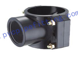 PP Compression FITTING ADDING EXIT
