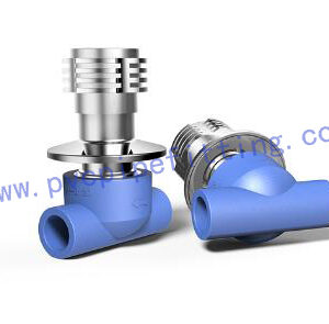 PPR Antibacterial FITTING QUICK OPENING STOP VALVE