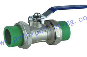 PPR FITTING BALL VALVE