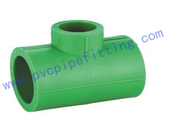 PPR FITTING REDUCING TEE