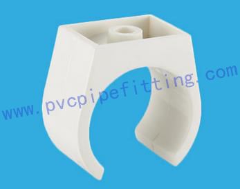 PVC BSP THREADABLE FITTING CLAMP
