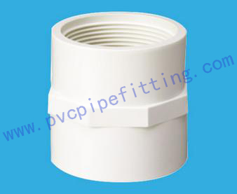 PVC FITTING FEMALE ADAPTER DIN