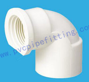 PVC FITTING FEMALE ELBOW DIN