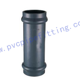PVC FITTING GASKETED COUPLING