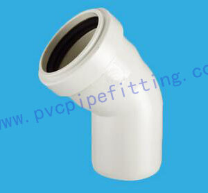 PVC Gasketed FITTING 45 DEG ELBOW