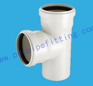 PVC Gasketed FITTING TEE
