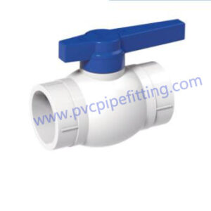PVC-U COMPACT BALL VALVE (SOCKET)