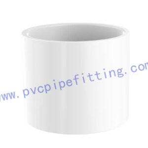 SCHEDULE 40 PVC DWV FITTING COUPLING(ASTM D2665)