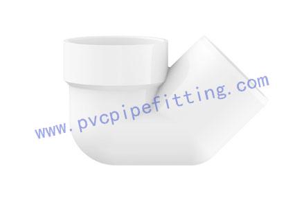 SCHEDULE 40 PVC DWV FITTING SYPHON (ASTM D2665)