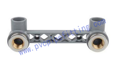 SCHEDULE 80 CPVC FITTING DOUBLE COPPER FEMALE THREAD ELBOW