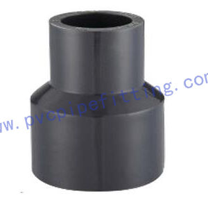 SCHEDULE 80 PVC FITTING REDUCING COUPLING