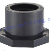 SCHEDULE 80 PVC FITTING REDUCING RING