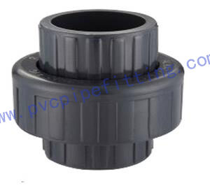 SCHEDULE 80 PVC FITTING UNION