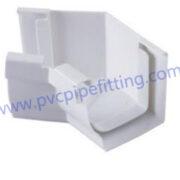 pvc gutter 135deg inside corner