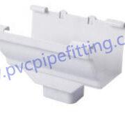 pvc gutter Water Outlet