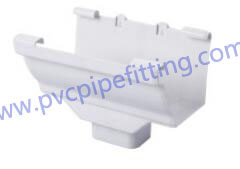 pvc gutter Water Outlet