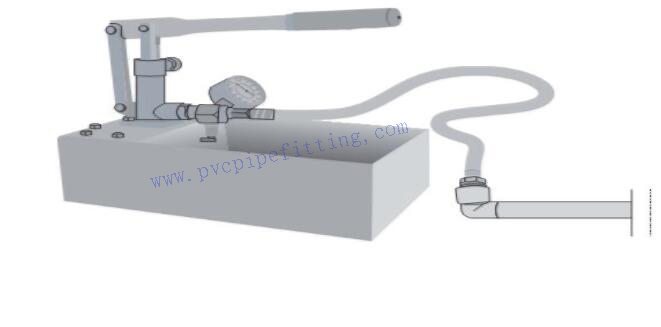 test ppr pipe fitting