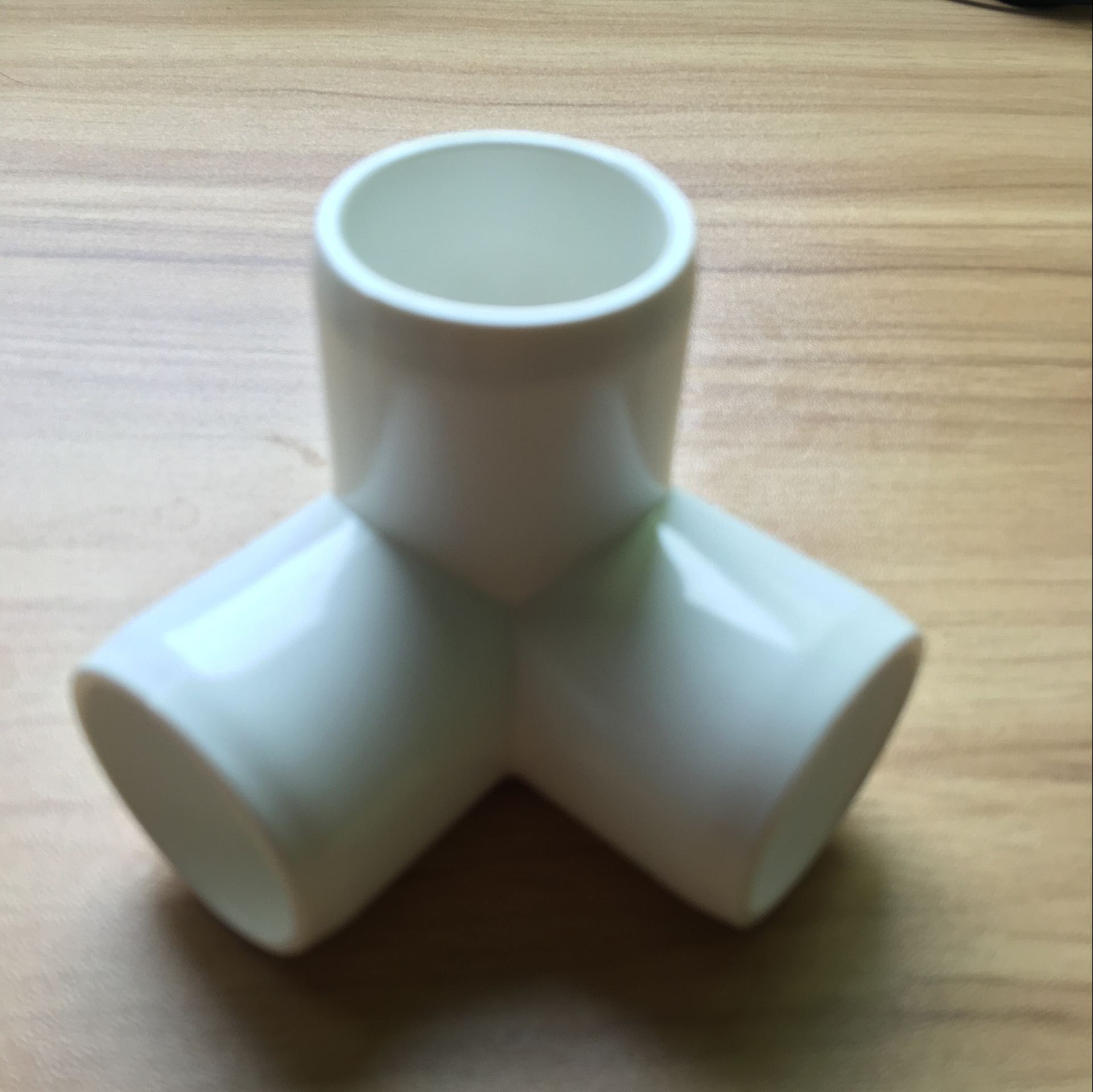 3 way pvc fitting elbow
