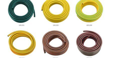 PVC garden hose type