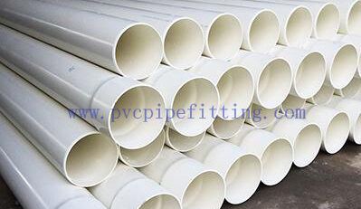 pvc bell end pipe