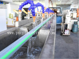 pvc garden hose production workshop