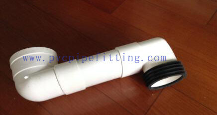 pvc pipe and fitting connection